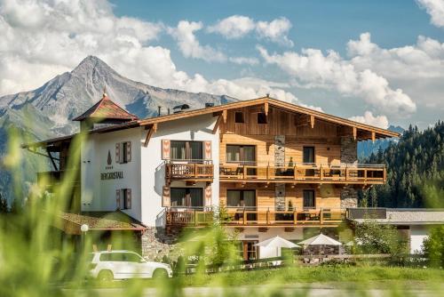 Hotel Bergkristall Hippach