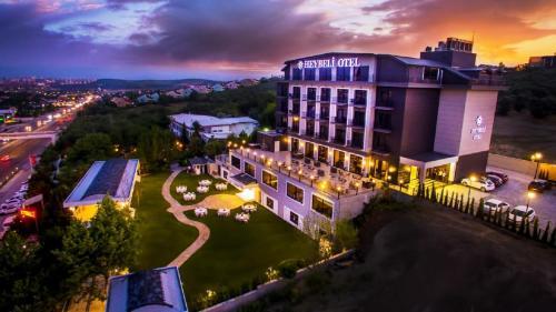 Mudanya Heybeli Hotel how to go
