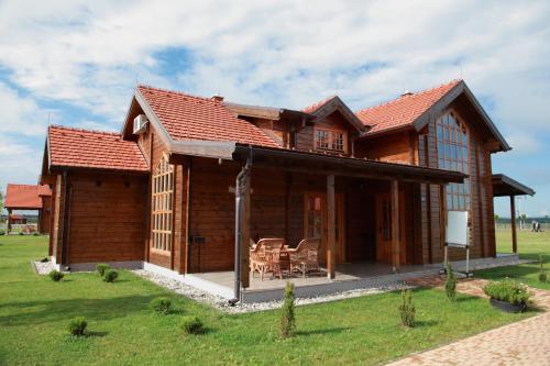 Ekopark Krašograd - Hotel - Pisarovina