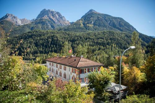 Hotel Filli - Scuol