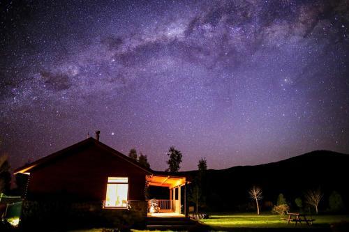 Kepler Oaks Chalet - Te Anau