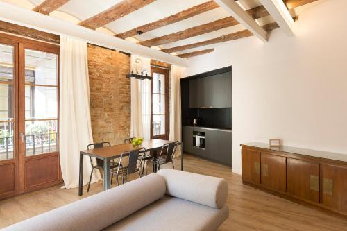 Decô Apartments Barcelona-Born Apt. photo 8