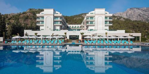 Dosinia Luxury Resort Ultra All Inclusive