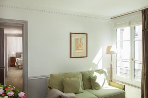 Hôtel Brighton - Esprit de France Семейный люкс