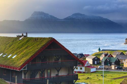 Dalavegur 20, Gjógv FO-476, Faroe Islands.