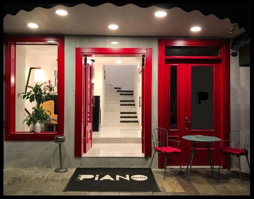 Izmir Piano Hotel yol tarifi