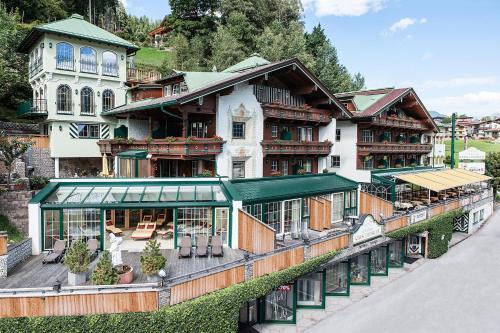 Wohlfühlhotel KERSCHDORFER - Hotel Garni Kaltenbach