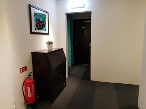 Vandrarhem Uppsala Centralstation room Valokuvat
