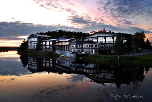 Фото отеля Hotell Lappland