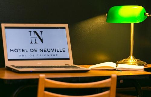 Best Western Plus de Neuville Arc de Triomphe photo 16