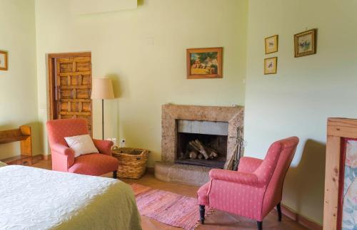 Habitación Doble - 1 o 2 camas Casa Rural El Cabezo 12