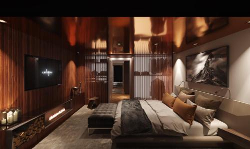 HotelLe Bijou LQ82 Spectacular Limmatview Penthouse