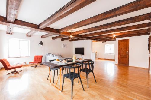 Designer Prague Castle Apartments