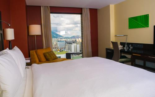 Suite Executive con cama extragrande y vistas a la ciudad (Executive King Suite with City View)