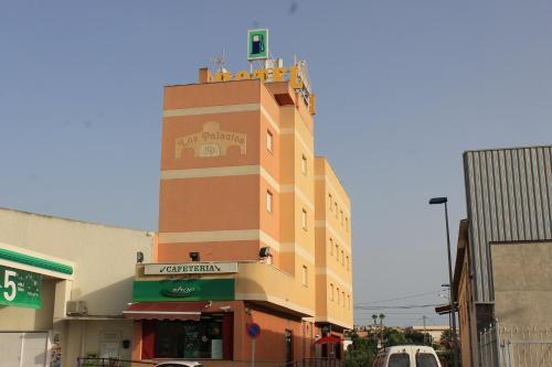 . Hotel Los Palacios