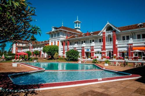 Фото отеля Hotel Des Thermes Antsirabe
