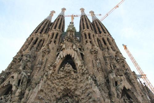 Views Sagrada Familia photo 10