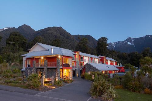 Distinction Fox Glacier - Te Weheka Boutique Hotel - Fox Glacier