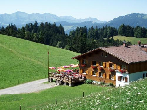 Alpengasthof Brüggele - Hotel - Alberschwende