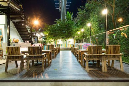 NTY Hostel Near Suvarnabhumi Airport photo 36