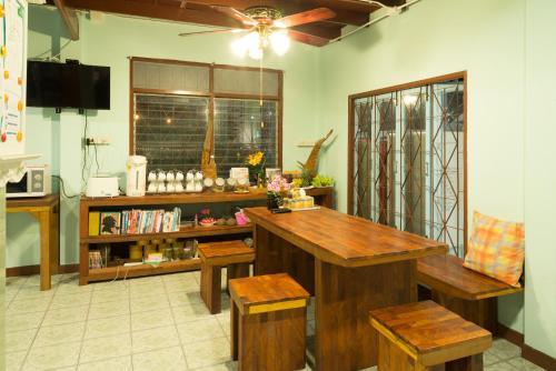 NTY Hostel Near Suvarnabhumi Airport photo 37