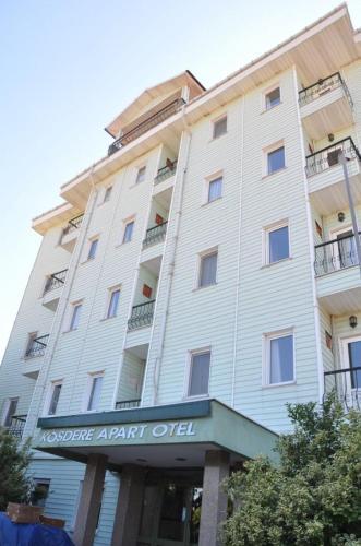 Biga Kosdere Apart Hotel contact