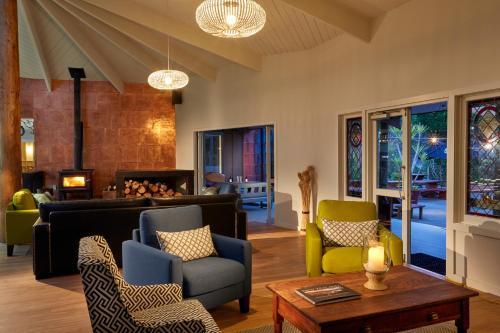 . Awaroa Lodge