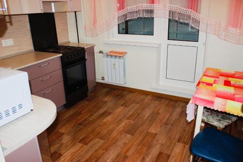 . Apartment on Ryzhkova street