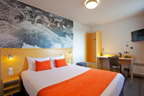 Aka Lodge Lyon Est - Hotel - Meyzieu