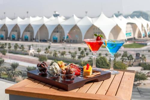 Park Inn by Radisson Abu Dhabi Yas Island photo 13