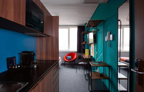 The Student Hotel Amsterdam West photo 3