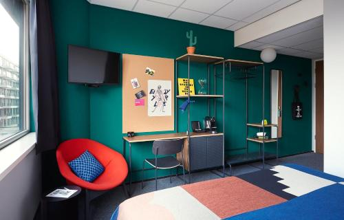 The Student Hotel Amsterdam West photo 4