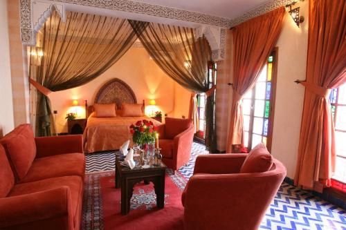 Dar Al Andalous istabas fotogrāfijas