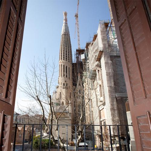Views Sagrada Familia photo 15