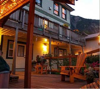 . Alaska's Capital Inn Bed and Breakfast