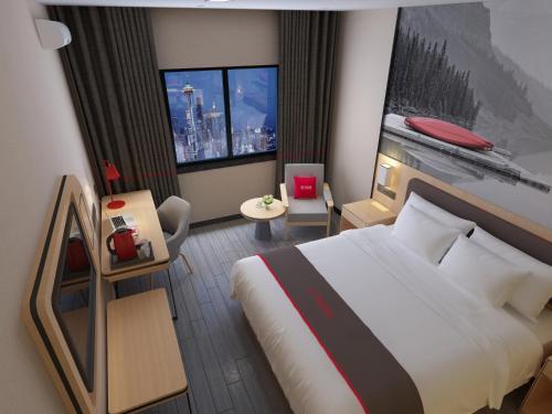 . Thank Inn Chain Hotel Weihai Wendeng Wenshan Road