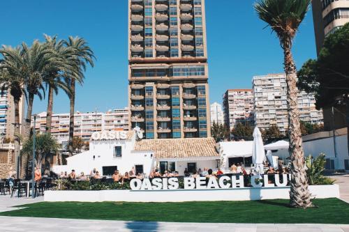 . Apartamentos Oasis Benidorm