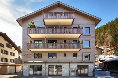 Piz Buin - Apartment - Klosters