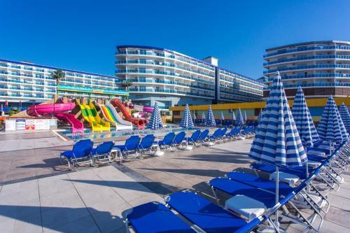 Eftalia Ocean - Hotel - Konakli