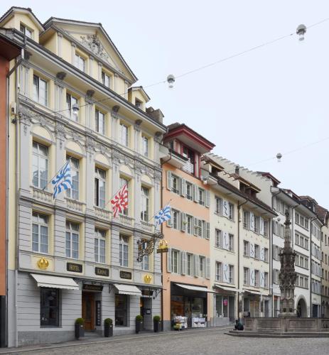 Altstadt Hotel Krone Luzern, 6004 Luzern