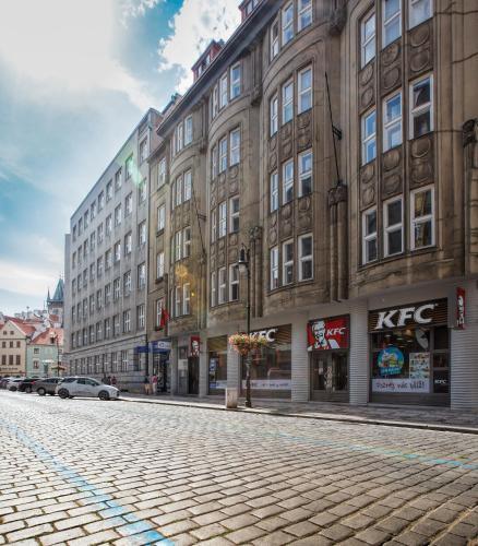 Kaprova - quiet and comfortable apartment in the heart of Prague Bild 12