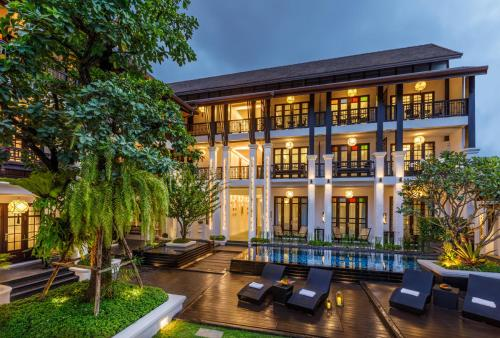 Hotel Thai Akara - Lanna Boutique Hotel