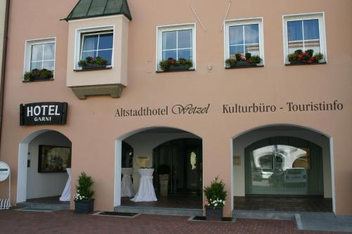 . Altstadthotel Wetzel