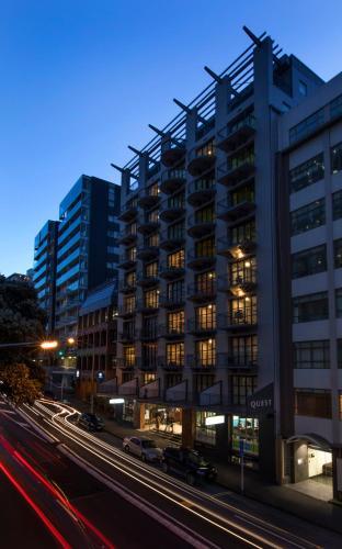 Quest Atrium Serviced Apartments - Wellington