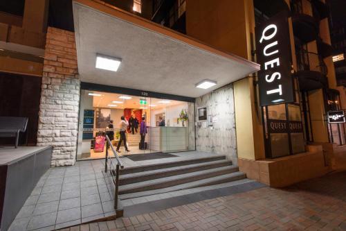 Quest On The Terrace Serviced Apartments - Wellington