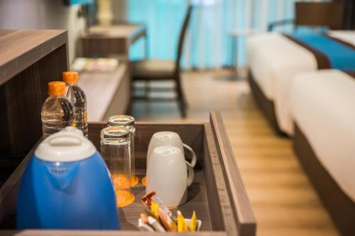 Citrus Suites Sukhumvit 6 by Compass Hospitality photo 15