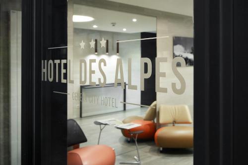Hotel des Alpes, 1201 Genf