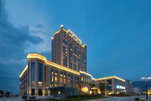 . New Century Hotel Tiantai Zhejiang