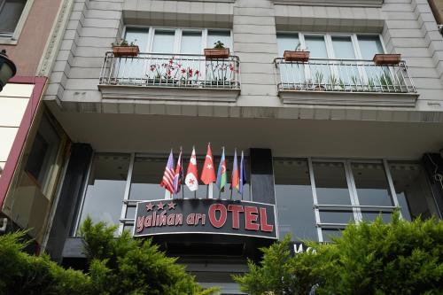 Unye Yalihan Ari Hotel ulaşım