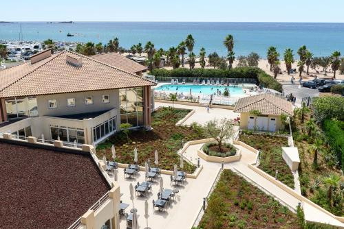 Mercure Thalasso And Spa Port Frejus